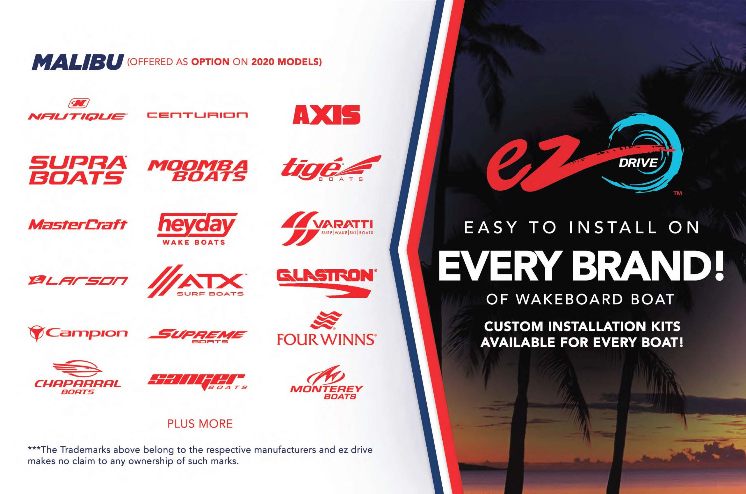 Wakeboard Boat Brands